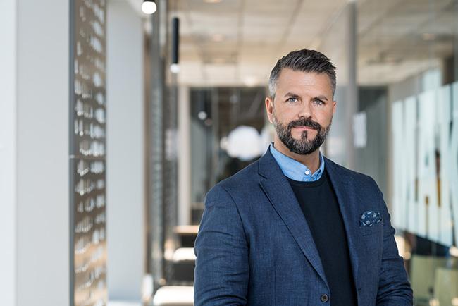 Jim Carlberg blir ny marknadschef på Tre