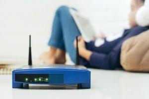 trådlöst bredband utan begränsning