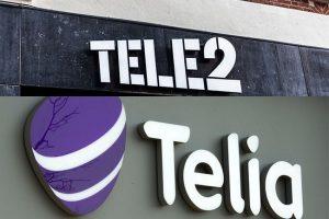 Telia, Tele2 och Com Hem rapporterar positiva resultat